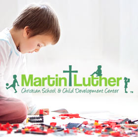 Design For Martin Luther Kids Logo