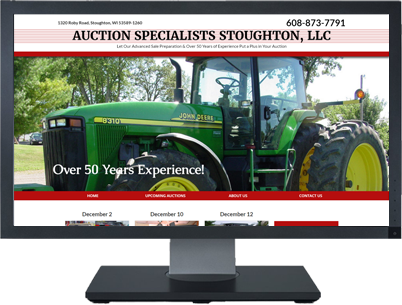 Auction Specialists Stoughton