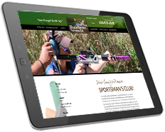 Web Design for North Bristol Sportsman Club
