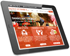 Web Design for Host A Family
