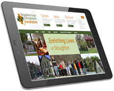 Web Design for Stoughton Area Community Foundation