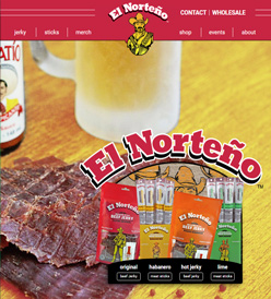 El Norteno Web Design Madison WI