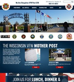 Stoughton VFW Madison Design