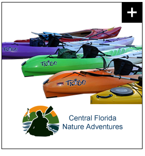Kayak Central Florida