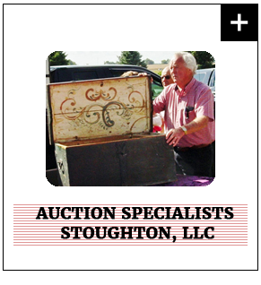 Auction Specialist Stoughton