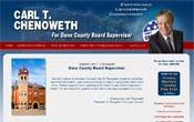 Carl Chenoweth for Dane County Board Supervisor