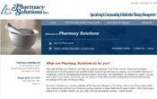 Pharmacy Solutions - A Prescription Compounding Solutions Provider
